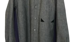 JUVENILE HALL ROLLCALL(ジュベナイルホールロールコール) / Switching Shirt(スウィッチングシャツ)