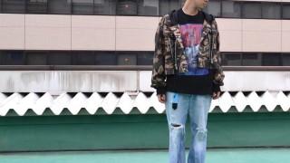 SHINICHI SUMINO(シンイチ スミノ)/Hooded Short Jacket(フーディードショートジャケット)