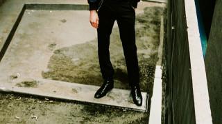 ANNDIRK IZM (アンダークイズム)/ Exclusive Zip Pants(エクスクルーシブジップパンツ)