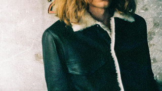 ANNDIRK IZM(アンダークイズム)/Fake Boa Denim Jacket(フェイクボアデニムジャケット)