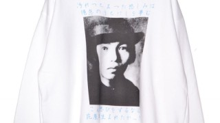 NOiSECRAFT(ノイズクラフト)/中原中也 Sweat Shirt(中原中也スウェットシャツ)