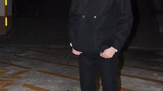 [-](マイナス)/SAMUE Jacket & Flare Jeans (サムエジャケット&フレアジーンズ)