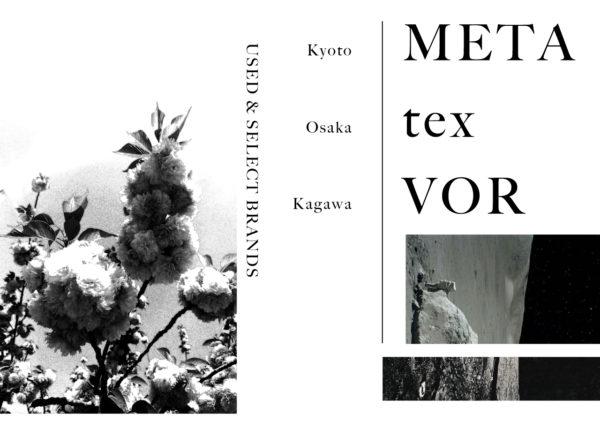META kyoto , tex osaka, VOR kagawa